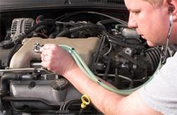 Диагностика двигателя по шумам